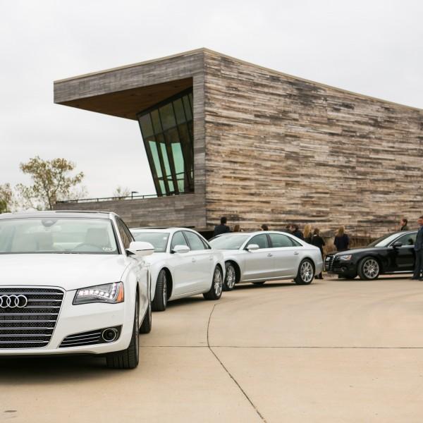Audi Sponsored Event