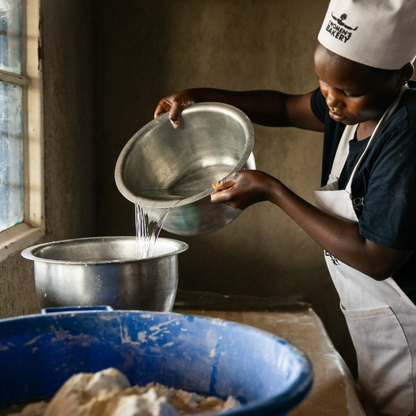 International Non-Profit – Rwanda Women's Bakery